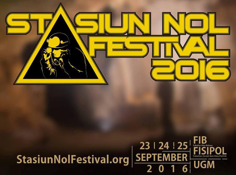 Stasiun Nol Festival