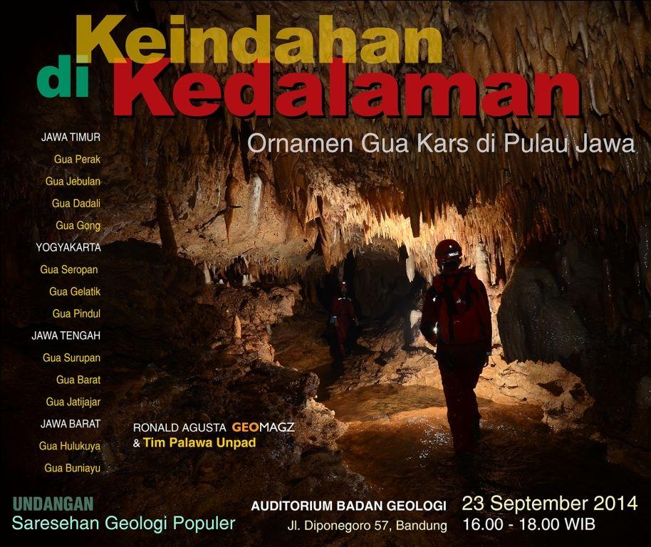 Keindahan di Kedalaman: Ornamen Gua Kars di Pulau Jawa
