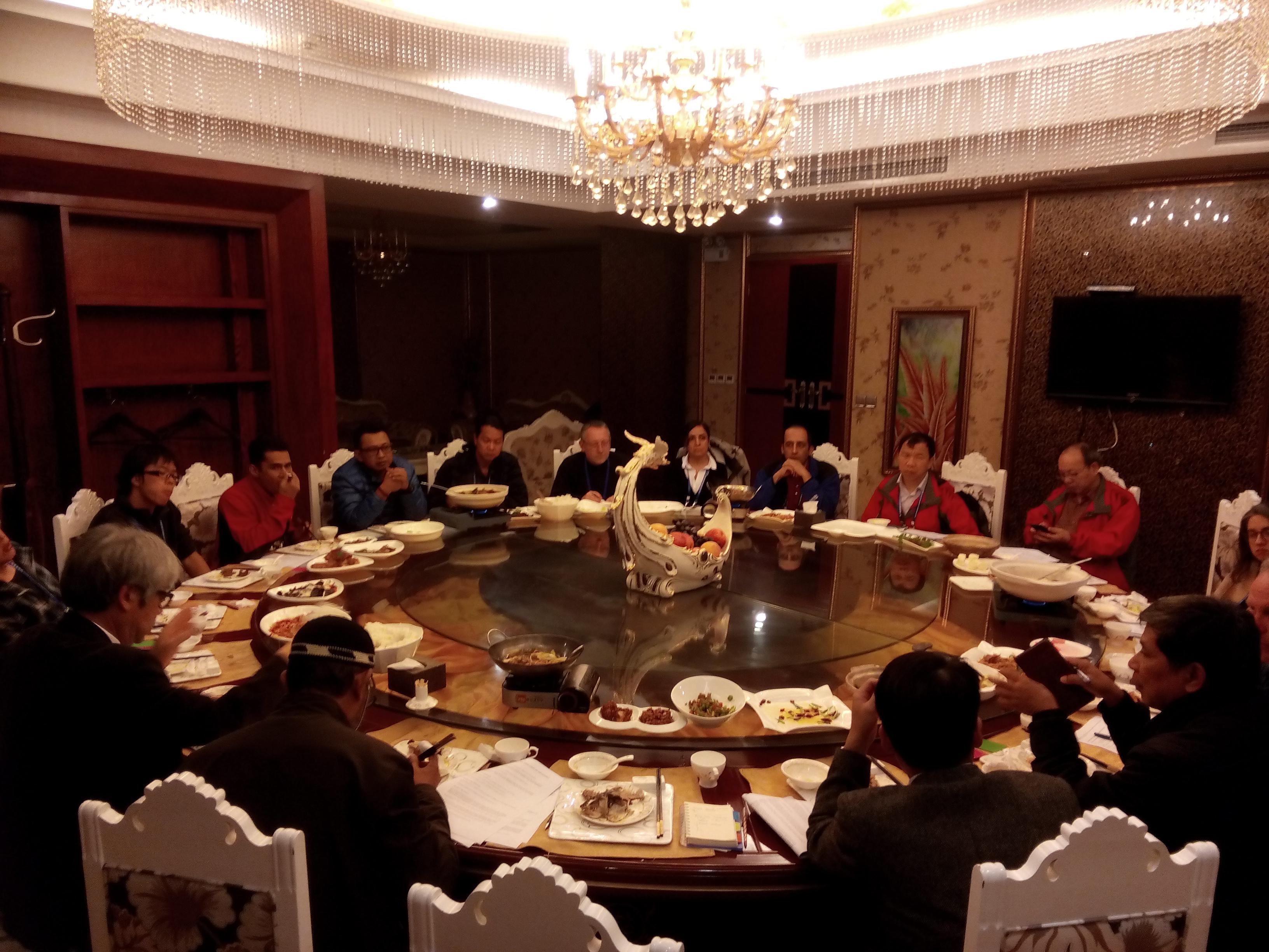 General Assembly - Asian Union of Speleology
