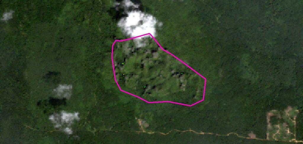 Kawasan Karst Mangkuris