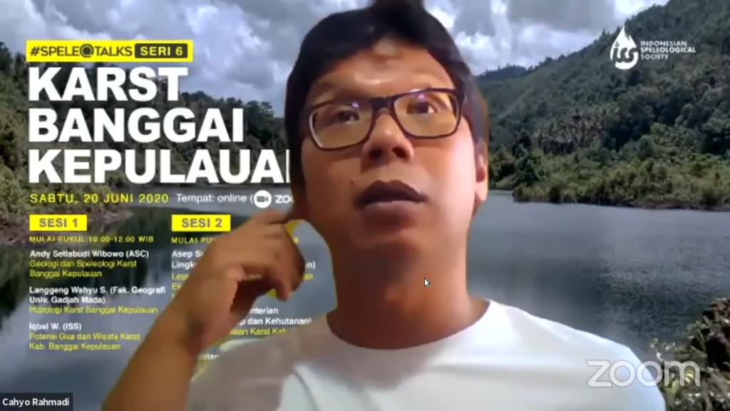 Ringkasan Speleotalks Karst Kabupaten Banggai Kepulauan Sesi 1 Masyarakat Speleologi Indonesia
